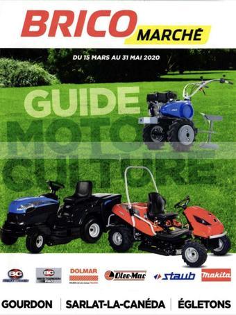 Bricomarché catalogue publicitaire (valable jusqu'au 31-05)