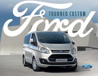 Ford catalogue publicitaire (valable jusqu'au 31-12)