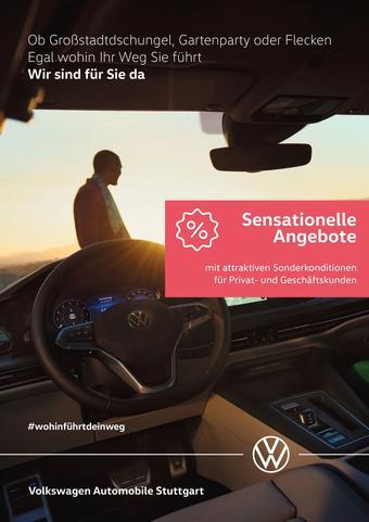 Volkswagen Prospekt (bis einschl. 03-06)
