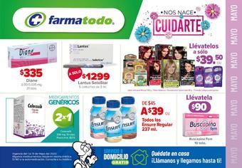Farmatodo catálogo (válido hasta 03-06)