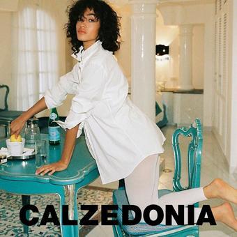 Calzedonia catalogue publicitaire (valable jusqu'au 06-07)