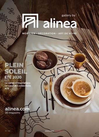 Alinéa catalogue publicitaire (valable jusqu'au 30-09)