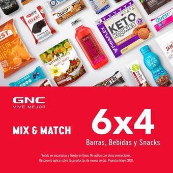 GNC catálogo (válido hasta 31-05)