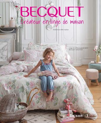 Becquet catalogue publicitaire (valable jusqu'au 10-06)