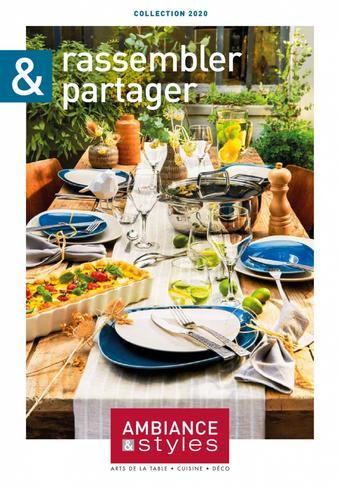 Ambiances & Styles catalogue publicitaire (valable jusqu'au 31-12)