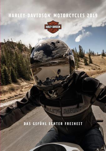 Harley Davidson Prospekt (bis einschl. 31-12)