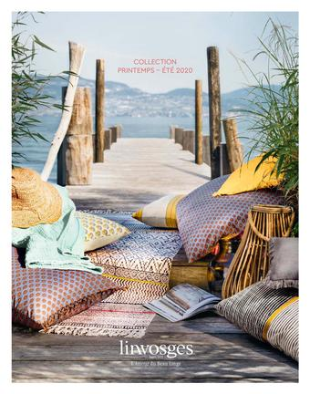 Linvosges catalogue publicitaire (valable jusqu'au 19-07)