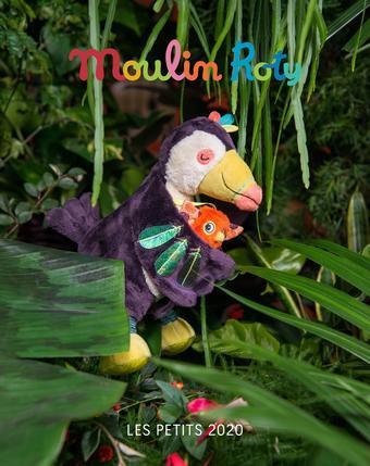 Moulin Roty catalogue publicitaire (valable jusqu'au 31-08)