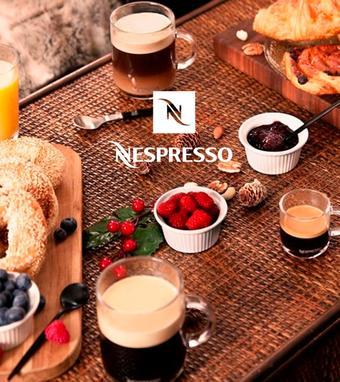 Nespresso catalogue publicitaire (valable jusqu'au 31-07)