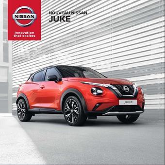 Nissan catalogue publicitaire (valable jusqu'au 31-12)