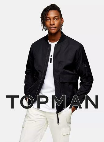 Topman catalogue publicitaire (valable jusqu'au 08-07)