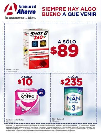 Farmacias del Ahorro catálogo (válido hasta 31-05)