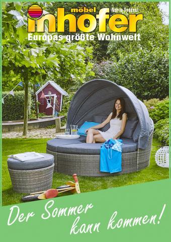 Möbel Inhofer Prospekt (bis einschl. 31-05)