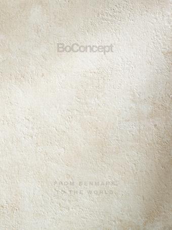 BoConcept reclame folder (geldig t/m 31-03)