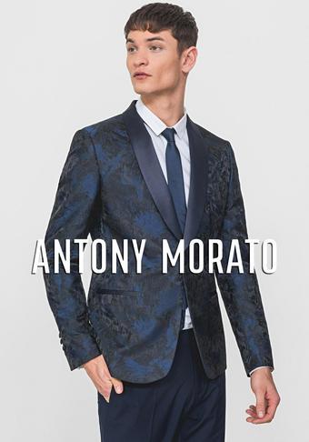 Antony Morato reclame folder (geldig t/m 22-06)