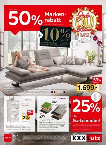 XXXLutz Werbeflugblatt (bis einschl. 09-06)