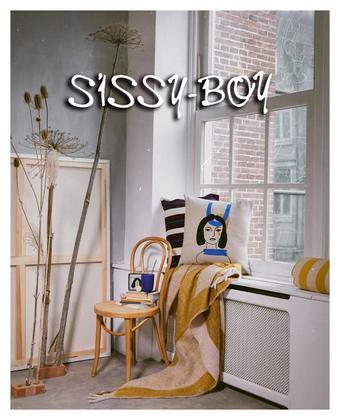 Sissy-Boy reclame folder (geldig t/m 15-06)