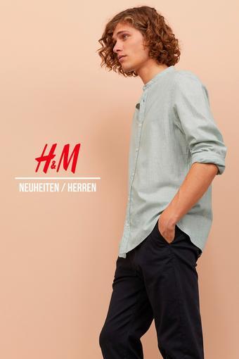 H&M Home Werbeflugblatt (bis einschl. 14-06)