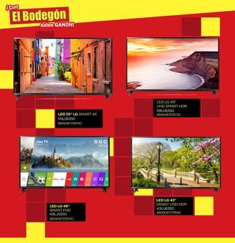 El Bodegón catálogo (válido hasta 31-05)