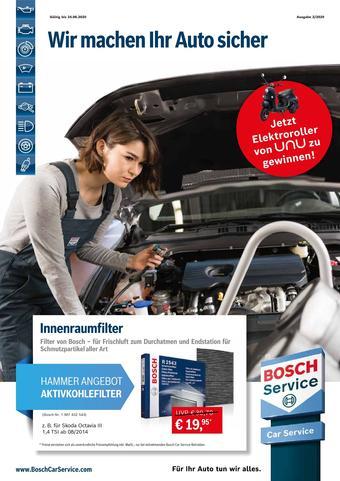 Bosch Car Service Prospekt (bis einschl. 24-06)