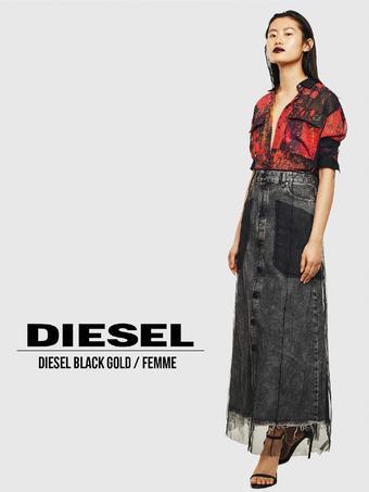 Diesel catalogue publicitaire (valable jusqu'au 05-07)