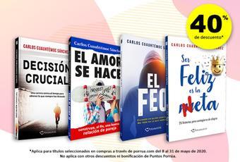 Librería Porrúa catálogo (válido hasta 31-05)