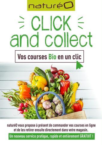 naturéO catalogue publicitaire (valable jusqu'au 13-06)