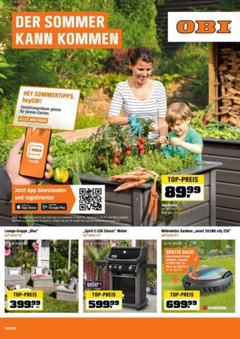 OBI Werbeflugblatt (bis einschl. 31-05)