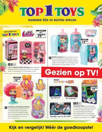 Top1Toys reclame folder (geldig t/m 07-06)