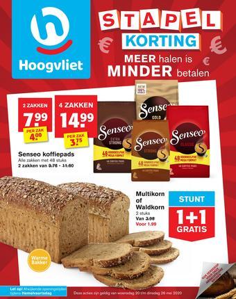 Hoogvliet reclame folder (geldig t/m 26-05)