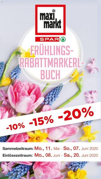 Maximarkt Werbeflugblatt (bis einschl. 20-06)