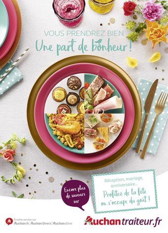Auchan catalogue publicitaire (valable jusqu'au 30-09)