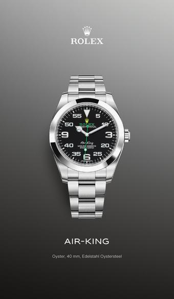 Rolex Werbeflugblatt (bis einschl. 31-12)
