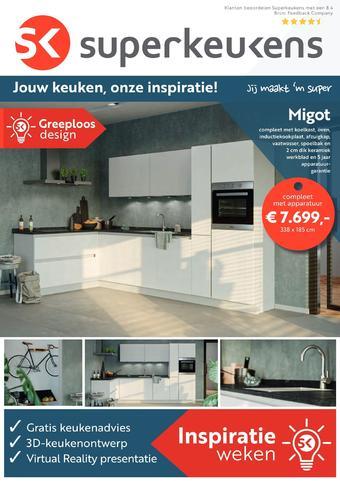 Superkeukens reclame folder (geldig t/m 07-06)