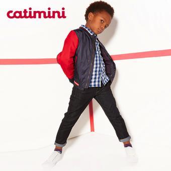 Catimini catalogue publicitaire (valable jusqu'au 15-07)