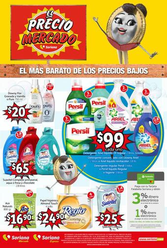 Soriana Mercado catálogo (válido hasta 28-05)