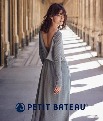 Petit Bateau catalogue publicitaire (valable jusqu'au 16-07)