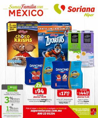 Mega Soriana catálogo (válido hasta 04-06)