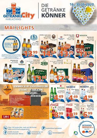 Getränke City Prospekt (bis einschl. 30-05)