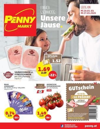 PENNY Werbeflugblatt (bis einschl. 27-05)