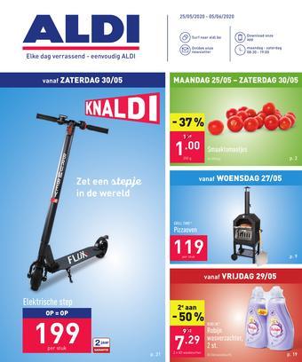 ALDI reclame folder (geldig t/m 05-06)