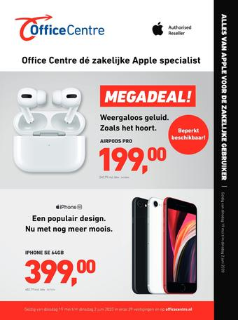 Office Centre reclame folder (geldig t/m 02-06)