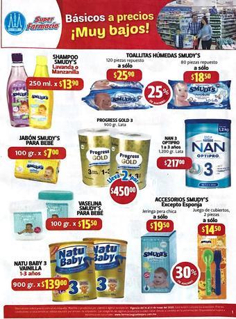 Farmacias Guadalajara catálogo (válido hasta 31-05)
