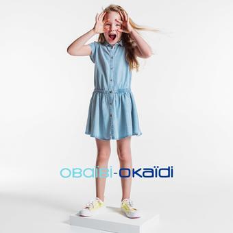 Okaïdi catalogue publicitaire (valable jusqu'au 19-07)