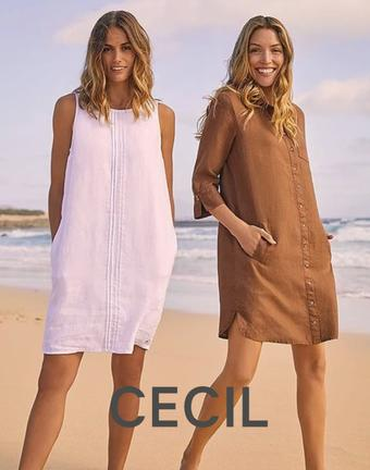 Cecil reclame folder (geldig t/m 10-06)