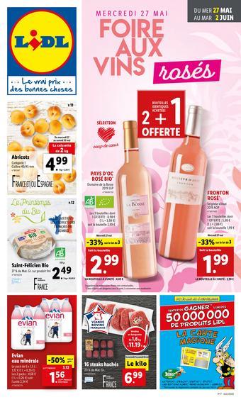 Lidl catalogue publicitaire (valable jusqu'au 02-06)