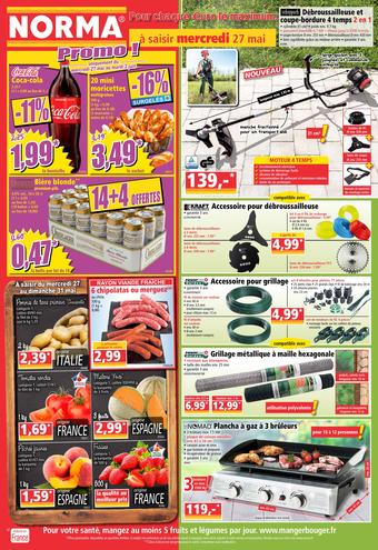 Norma catalogue publicitaire (valable jusqu'au 02-06)
