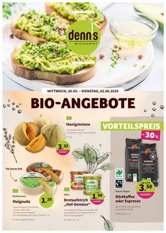 denn's Biomarkt Prospekt (bis einschl. 02-06)