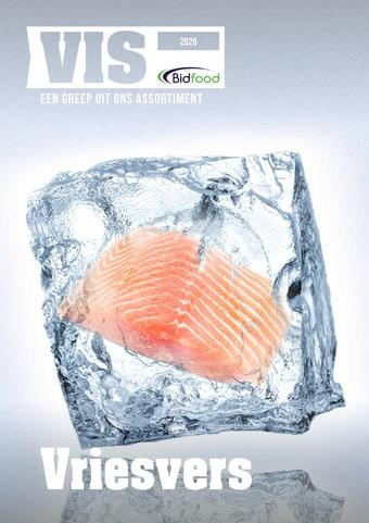 Bidfood reclame folder (geldig t/m 30-06)