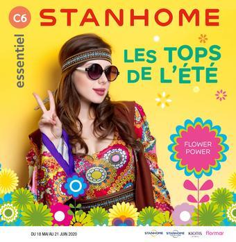 Stanhome catalogue publicitaire (valable jusqu'au 21-06)